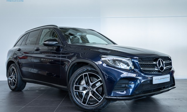 Mercedes GLC 220d AMG 4-Matic