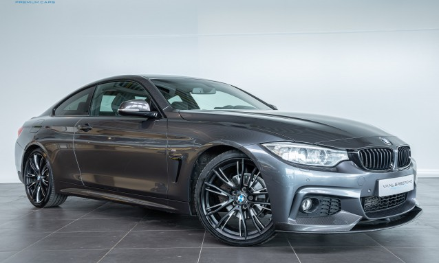 BMW 418dA M Sport M performance