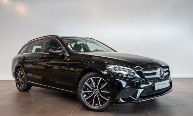 Mercedes C220d Break