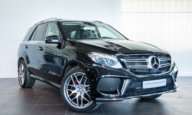Mercedes GLE 250 d 4-Matic